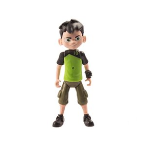 11pcs Earth Protector Defender Action Figures Teen Hacker Diamondhead Kids Toy Anime Figure Model Collection Home Decor Toys Hobbies