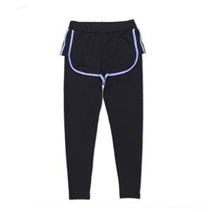 носить плотно WINTER новый фитнес июня Зимний спорт fH8qn спортивная одежда ИЮНЬ против воздействия брюки женщин быстросохнущая дышащая пот Wicki MdyRb