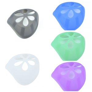 Silikon-Einweg-Masken Brackets sicher Mask Bracket Mascarilla innere Stütz Anti Makeup Reusable 6 Farben Neue 2 4yt D2