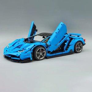 En stock Nouveaux produits en 2020 C61041 3789 PCS City Racing Voiture Construction Briquet Brique Éducation Jouets Livraison Gratuite