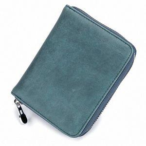 Паспорт Organ кожаный мешок бумажник паспорт RFid COWHIDE мужской подлинной карты многофункциональный женщин противоугонные крышки мешок карточки UiJRJ LRwK #