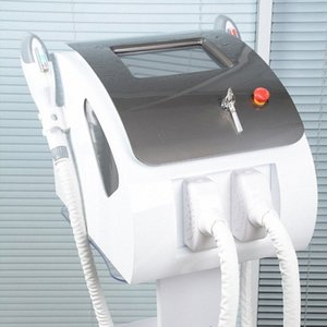2019 Update-IPL-Laser-Haarhaarentfernung Maschine OPT SHR Diode Laser-Maschine Elight Hautverjüngung IPL Haarentfernung 4Nhg #