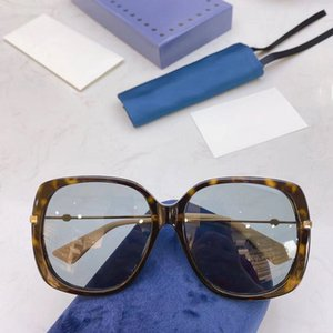 2020 New Women Fashion Show Oversized Square Sunglasses 0511S Specially Bee Details designed star glasses Top Quality UV400 Protection 0511