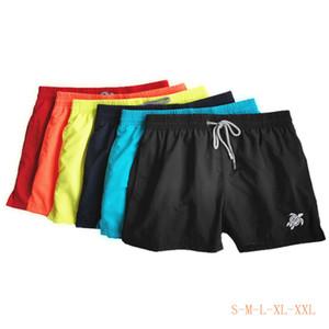 سلحفاة Vilebrequin السراويل الشاطئ سلحفاة الرجال الرياضية تصفح الكرة الطائرة الشاطئية للماء أربع نقاط سروال سباحة
