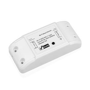 Smart Switch Wifi переключатель DIY беспроводной пульт дистанционного Domotica Light Smart Home Automation релейный модуль контроллера