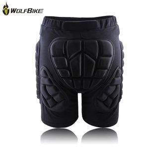 Hip protezione Pad imbottito Pantaloncini Sci pattinaggio Snowboard Impact Protection XL