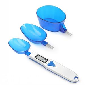 500g / 0.1g ЖК-дисплей Энергосбережение Мини мерная ложка Scale Digital Домащний