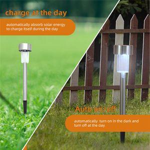 US Instock 5W High Brightness Solar Power LED Lawn Lamps Underground Light Path Way Garden Lawn Yard Outdoor Lighting