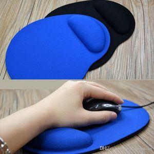 Trackball ottica PC addensare Mouse Pad Comfort supporto per il polso Mouse Pad Tappetino Mouse per Dota2 CS Mousepad