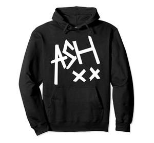 5sos ASH xx Merch - 5 sos regalo Pullover con cappuccio