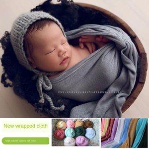 Claro recém-nascido 373 bebê pacote de estiramento fotografia fotografia pacote de fotografias de crianças novas infantil 373 iW3zb
