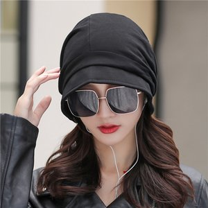 Bonnet d'été Chapeau multifonction Hedging Cap d'été mince respirante Hommes Femmes Caps Bonneterie