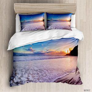 3D design of plant double king size duvet cover Quilt cover pillow case kids full size sets bed comforter duvet cover bedroom pillowcase