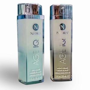 24hour shipping! Skincare Creame New Version NEORA AGE IQ Cream Day Cream Night Cream 30ml Skin Care Top Quality Version
