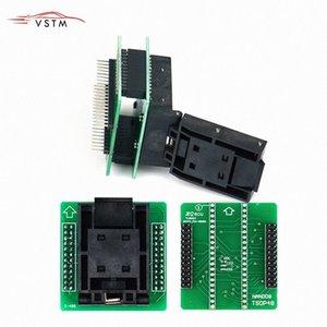 2019 Nuovo BGA63 adattatore Con Boad 1.8V TSOP48 BGA63 Base SOLO Per NAND Flash TL866II PLUS programmatore t5hZ #