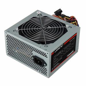 / 24pin Max 550W ATX 20 12V 2.0 Pasif PFC Güç Kaynağı Sessiz Fan PC Bilgisayar SATA Oyun PC Güç Kaynağı