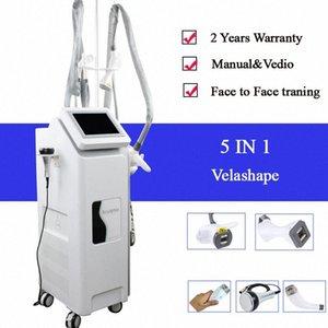 Большой вакуумный роликовый для похудения Vela Body Shape Жир Сокращение машина Vela Shape ультразвуковых УЗИ сжигания жира для похудения машина Кавитация Ultraso juvz #