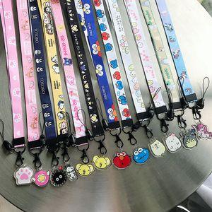 Umhängeband Lanyard für Schlüssel-ID Card Gym Handy-Straps USB Abzeichen Halter DIY Umhängeband Falseil Lariat Lanyard für iphone