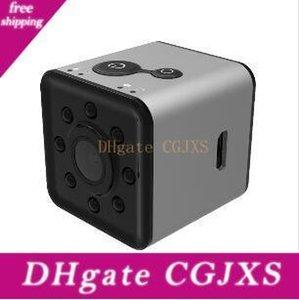 New Sq13 câmera digital 4k Wifi Camera Waterproof HD 1080p Video Recorder Noturna Infrared Detection Mini Camera 155 graus de rotação Atacado