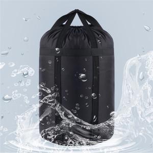 Im Freien wasserdicht Kompression Schlafsack Sport Abdeckung Convenient Leicht-Speicher-Paket Camping Drift Wandern Bag