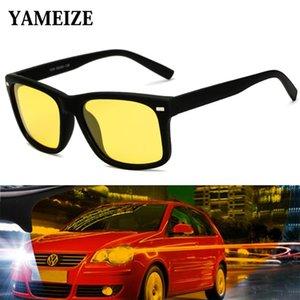 نظارات الرؤية الليلية النظارات الشمسية Sunarized Sun Car Safety Safety Safety Guggles