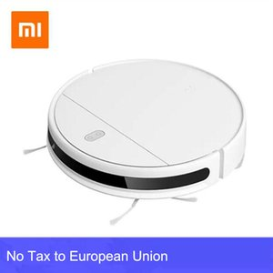 Europe warehouse Mi Sweeping Mopping Robot Vacuum Cleaner G1 For Home Cordless Washing 2200PA Cyclone Suction Smart Planned WIFI