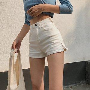 Женщины Лето Льняные шорты хлопок и льняные штаны высокой талией повелительницы свободные и удобные Горячие бриджи Casual Garments Девочек