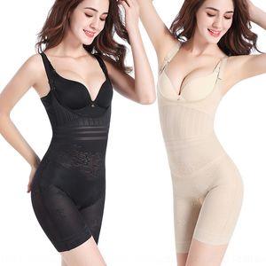T0Yns Extra Large tamanhos seamless fina corpo extra de uma peça grande bra ultra-fina bra abdômen pós-parto abertura hip cintura corpo LIF-shaping corpo