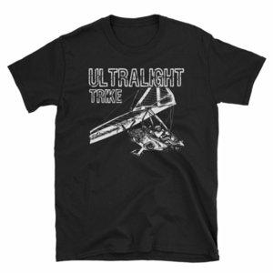 Ultralight Самолеты велотрайки Microlight Дельтапланеризм Tee Shirt - Premium 2020 Летняя мода хлопка с коротким рукавом печати футболку