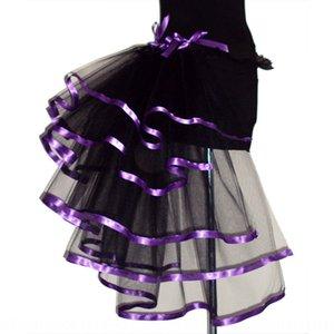 la ropa interior atractiva de la ropa interior mullido esponjoso Pengpeng puesta en escena de manera atractivo de la falda de la falda de la cola Pengpeng