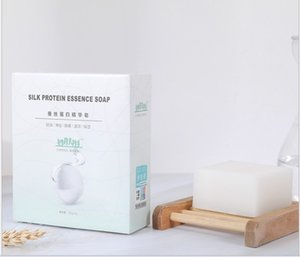 Silk drawing soap Silk protein hand soap natural plant essential oil anti-mite soap oil-controlled