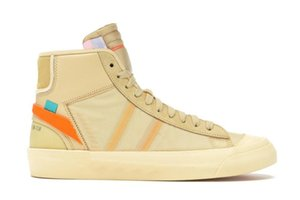 With Box Mens Mid 2.0 Spooky Grim Reepers All Hallows Eve White Serena Williams Rainbow Women Casual Off Blazers Shoes