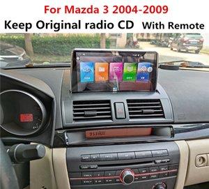 Android 9 DVD del coche para Mazda 3 2004 2005 2006 2007 2008 2009 dvd radio del coche gps unidad carplay cabeza multimedia bluetooth estéreo de navegación IPS