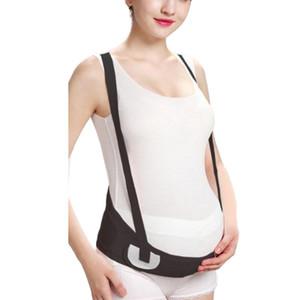 2020 Promotion enceinte Ceintures femme maternité ventre ceinture taille Soins Abdomen Soutien ventre bande Retour Brace Grossesse Protector