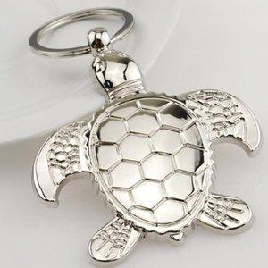 Sevimli Deniz Kaplumbağası Anahtarlık Anahtarlık Klasik 3D kolye Kadınlar Zinciri Hediye Anahtar Yaratıcı İçin Erkekler I3K4