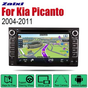 ZaiXi Auto Radio 2 Din Android Car DVD Player For Kia Picanto Morning 2004 2005 2006 2007 2008 2009 2010 2011 GPS Navigation