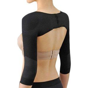 Women Shapewear Long Sleeve Short Sport Top Mujeres Fajas Body Arm Push Up Body Slimming Women Shapewear
