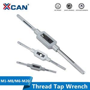 Xcan Регулируемых ручных метчики M1-M8 M6-M20 резьба Метчик Сверло Threading Tools