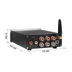 Freeshipping HIFI TPA3255 Bluetooth 5.0 APTX 2.1 Subwoofer-Verstärker 75W * 2 + 150W High Power Digital-Audio-AMP Startseite Sound Theater DIY