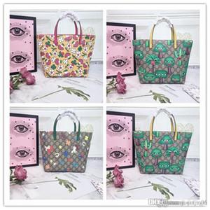 410812 Hand2019 bolsas de lona de PVC rosas se bege-rosa Perto hortelã mini-bolsas de tamanho: 21/20/10 centímetros