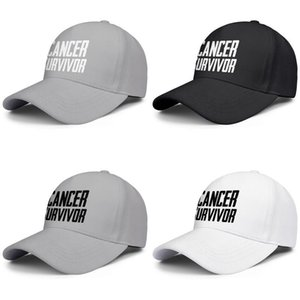 Fashion Baseball Cap Cancer Survivor Adjustable Ball Hat Cool Personalized Trucker Cricket Braver Breast Flag banners How Strong We Are