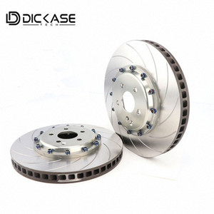 Auto Brake System Part 355*32mm brake disc for CP9660 big kit for E46 car FwC1#