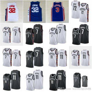 Spread-Love 72 Biggie Basketball Jersey Julius 32 erving Drazen 3 Lit Petrovic Stuy 11 Irving Kevin 7 Durant City Shirt