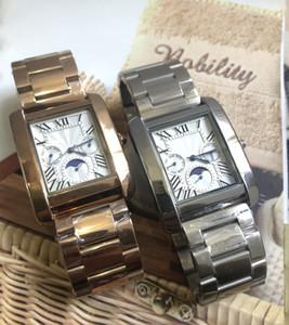 New Hot Sale Mens sport Watches Casual Fashion Business Steel belt watch quartz Movement male clock man Watch Men Montre homme