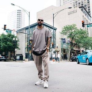 Exxxxtial Hommes Sweatpant à la mode Hiphop Joggers avec motif Lettre Garçons Nouveautés 2020 Pantalons Automne Vêtements décontractés Haute Qualité 2020