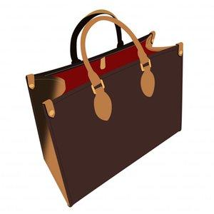 compras 2,020 saco bolsa de moda bolsa de ombro homens e mulheres clássicas de couro de alta qualidade superior bolsa totes preto padrão azul amarelo