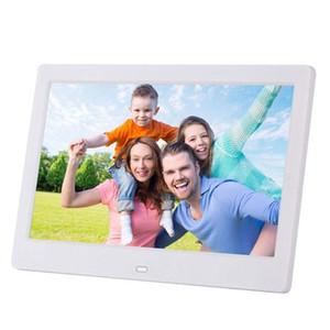 10.1 بوصة واسعة حجم الشاشة LED الالكترونية صور LCD 10 بوصة إطار الصورة الرقمية مشغل الإعلان