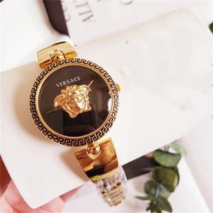 Moda gündelik tüm paslanmaz çelik yüksek kaliteli lüks bayanlar saat Basit tasarımcı kadın womens elbise saatler saatler Montre de luxe reloj