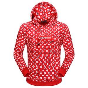남성 여성 디자이너 까마귀 운동복 L 온화한 V 공장 (18) 신발 스웨터 디자이너 오프 화이트 후드 superme monc guci 후드 코트 탑