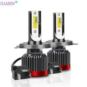 JIAMEN voiture Led phares H7 H8 H9 H11 9006 4 Ampoule Led 110W 6000K blanc froid avec COB Chips 50000 heures de vie Garantie 2 ans